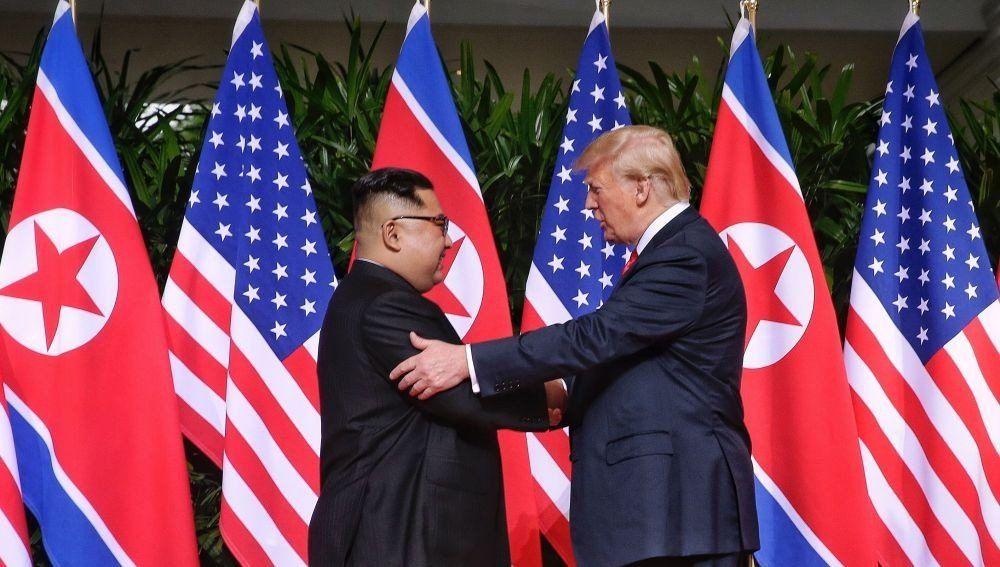 Kim cree que la paz depende de la actitud de EEUU