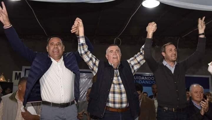 Jaldo participó del lanzamiento de la lista oficial a concejales de Concepción