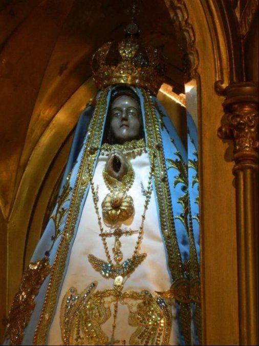 La Virgen del Valle visitará la arquidiócesis de Tucumán