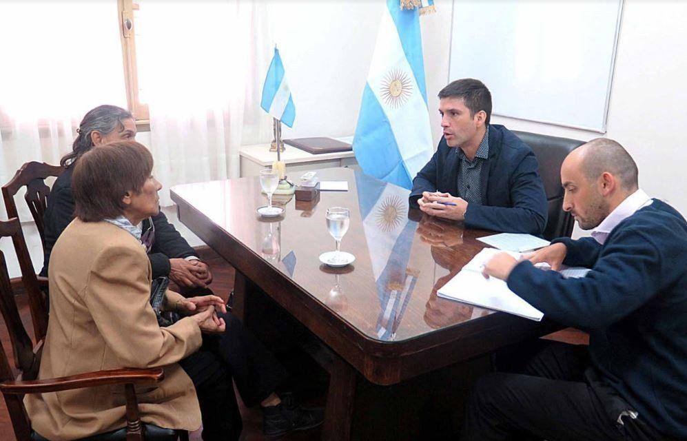 El MPF recibió a autoridades de un merendero de villa Mariano Moreno