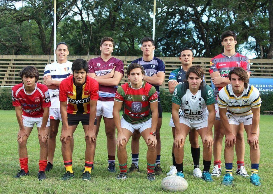 El fin de semana comienza el torneo Anual Juvenil de rugby