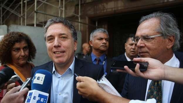 Respaldo de Brasil: El gobierno de Argentina tiene todo nuestro apoyo