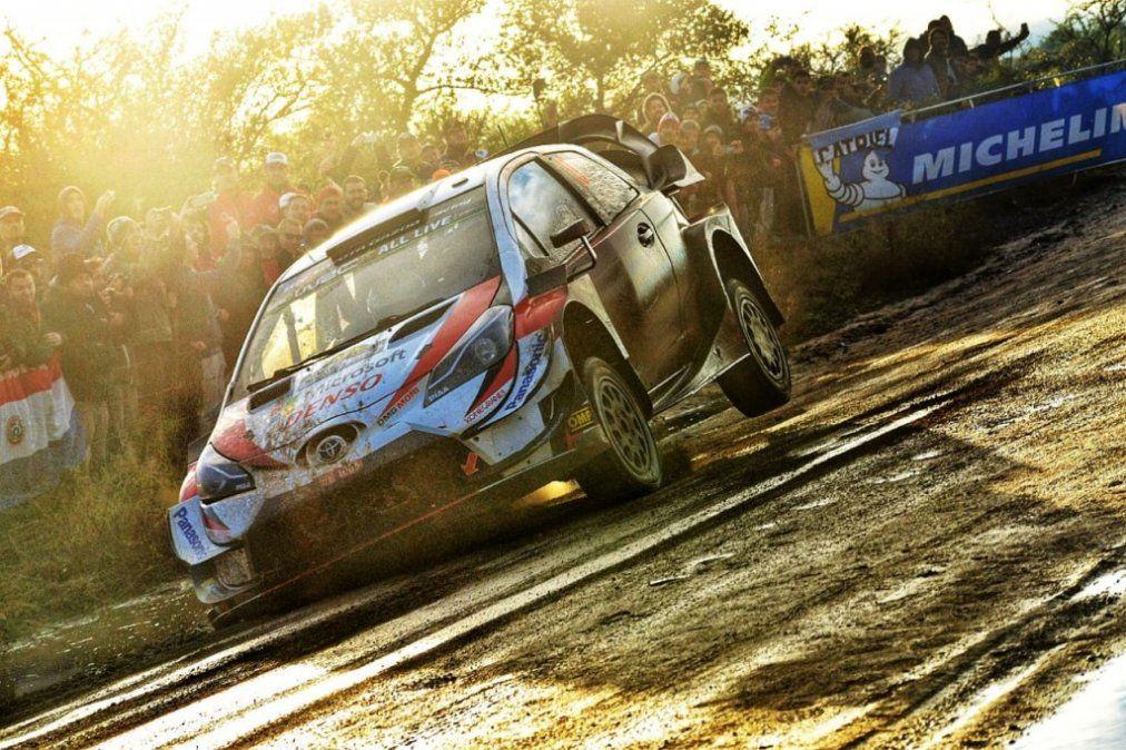 Rally Argentino: Gerónimo Padilla se quedó con la primera etapa