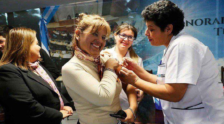 Semana de Inmunización: 82 mil tucumanos ya fueron vacunados contra la gripe
