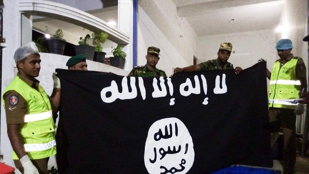 Al menos 16 muertos en una operación contra terroristas de ISIS