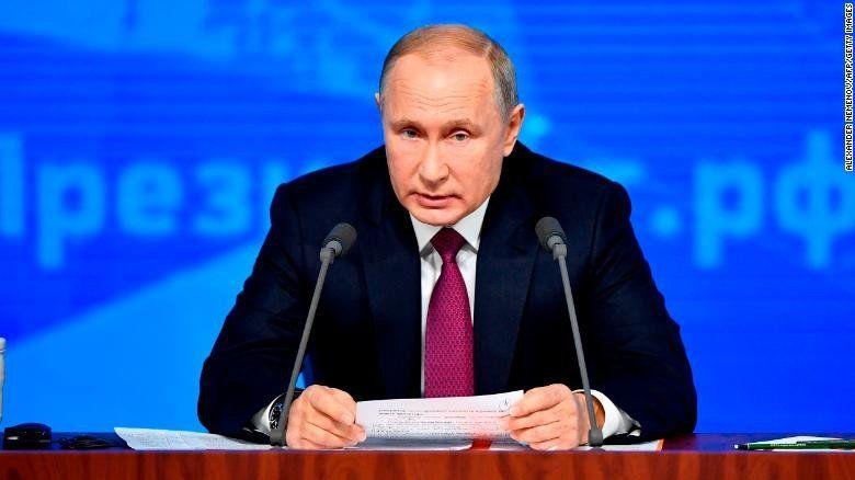 Putin estudia otorgar la ciudadanía rusa a todos los ucranianos