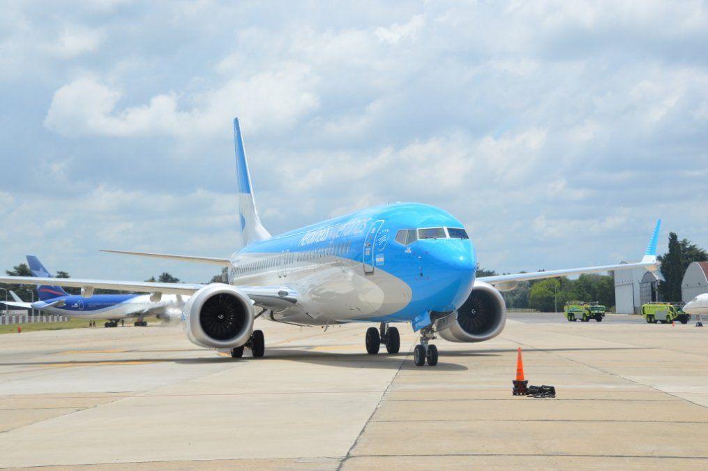 El martes no habrá vuelos de Aerolíneas Argentinas por el paro