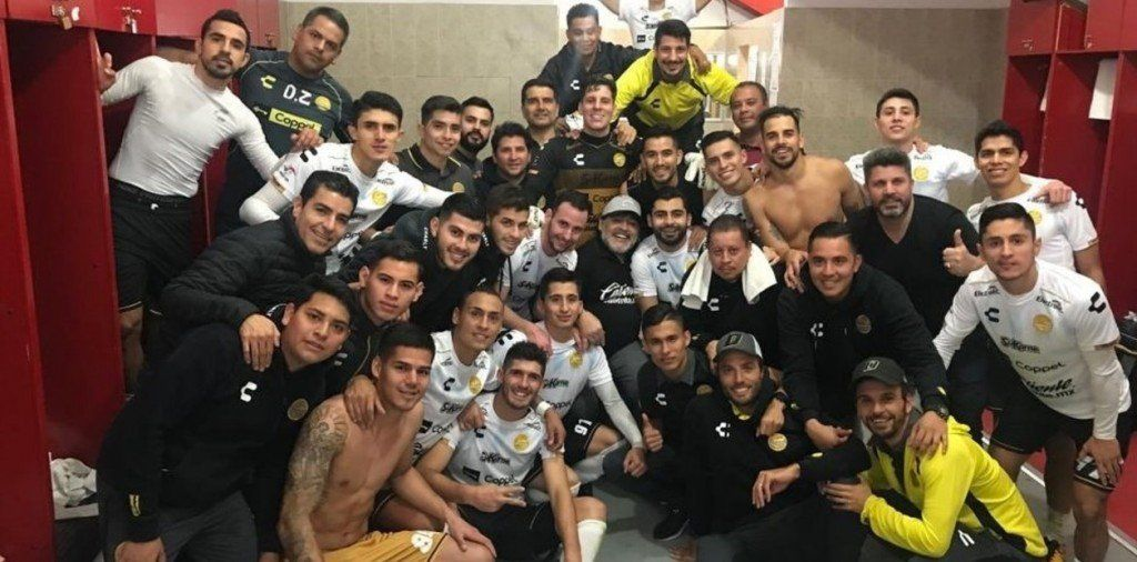 Dorados se metió en la final de la Liga de Ascenso del fútbol mexicano