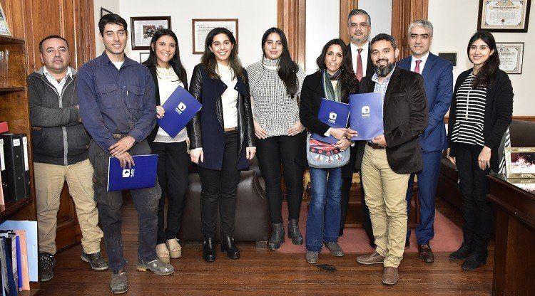 La Escuela de Gobierno entregó certificados a los alumnos