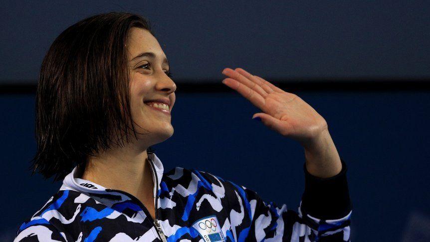 Delfina Pignatiello sacó su pasaje olímpico a Tokio 2020