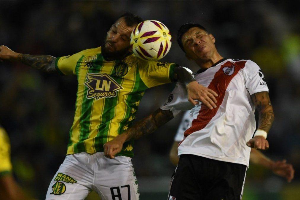 River no lo definió y Aldosivi rescató un empate como local