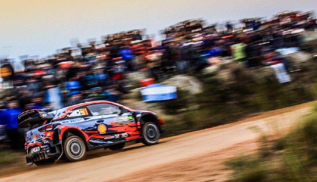 El belga Neuville se quedó con el Rally Argentina y estiró su liderazgo