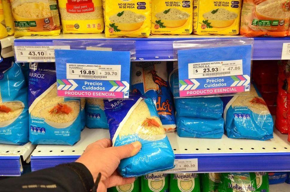 Precios Esenciales: Hay supermercados que no tienen la totalidad de los productos