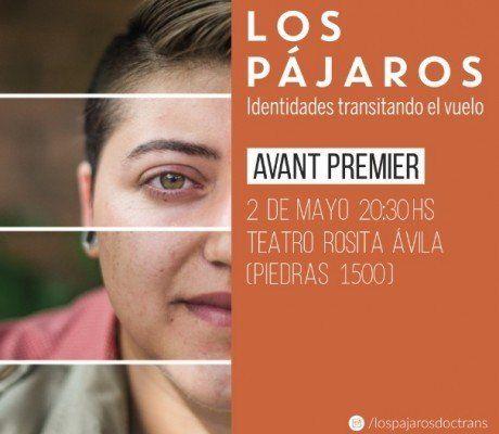 """Estrenan el documental """"Los Pájaros – Identidades transitando el vuelo"""""""
