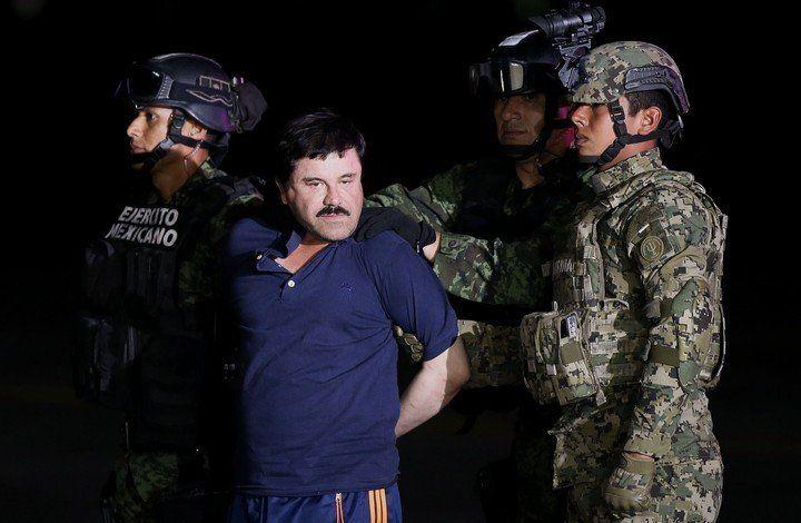 """EE.UU. rechazó el pedido de """"El Chapo"""" de repetir el juicio"""