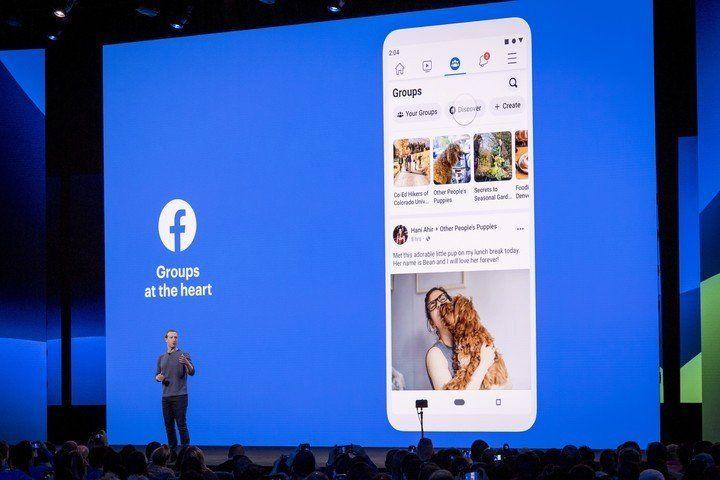 Facebook F8: buscan que la red social sea más privada