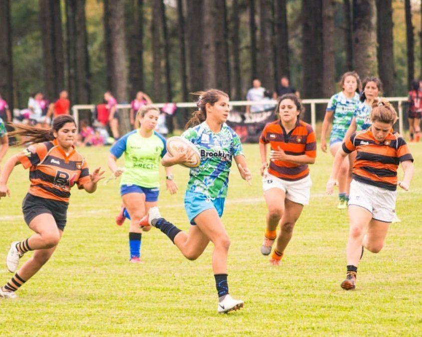 Rugby femenino: se disputó la 3° fecha del torneo Iniciación