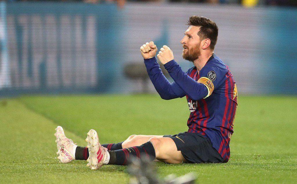 Messi brillante: doblete inolvidable para el 3-0 del Barcelona