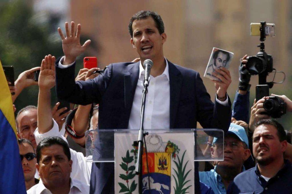 El pueblo seguirá en las calles hasta lograr la libertad de Venezuela