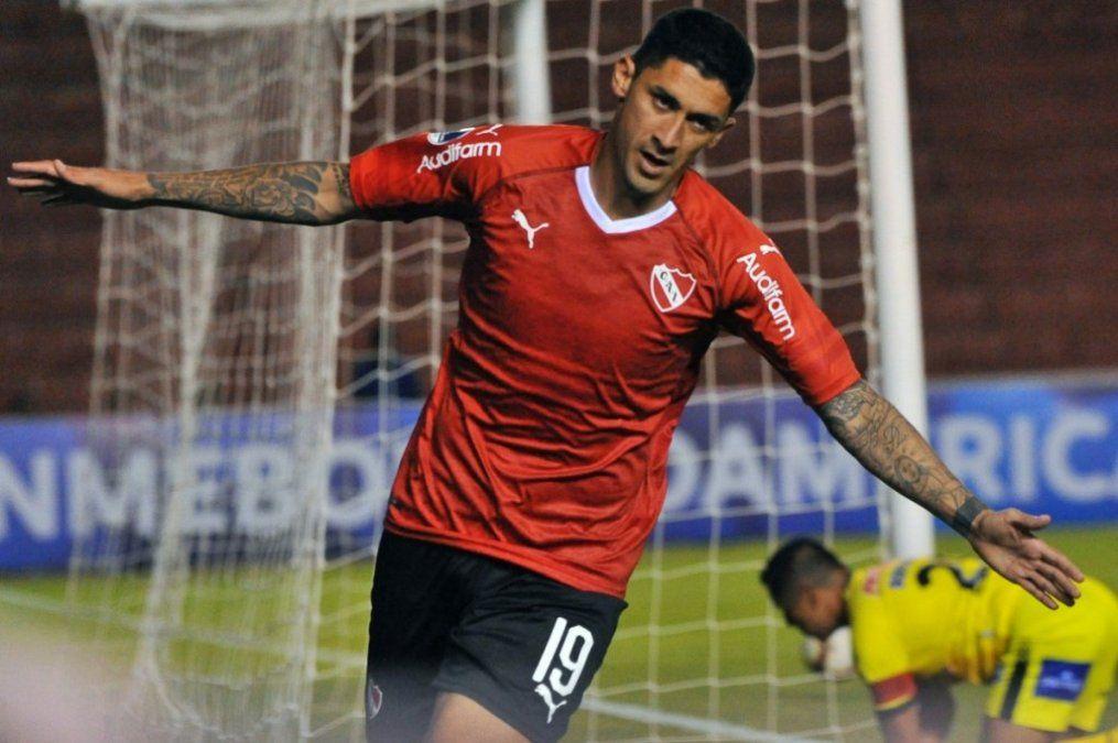 Copa Sudamericana: Independiente derrotó a Binacional y avanzó de ronda