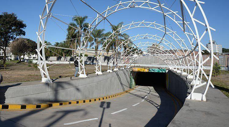 Cierran desde hoy el túnel de calle Mendoza