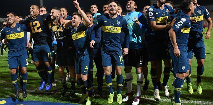 Boca no falló en los penales y es campeón de la Supercopa Argentina
