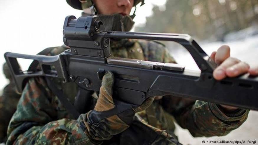El gasto militar en Latinoamérica aumenta por encima de la media global