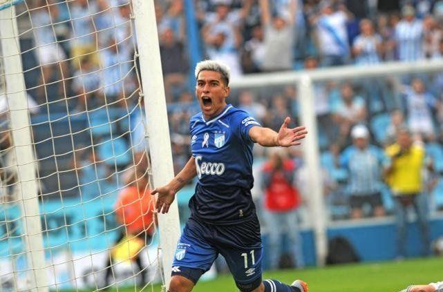 Favio Álvarez se va de Atlético: a préstamo a la MLS
