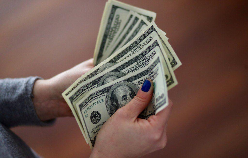 Freno a la disminución: el dólar volvió a avanzar y roza los $46