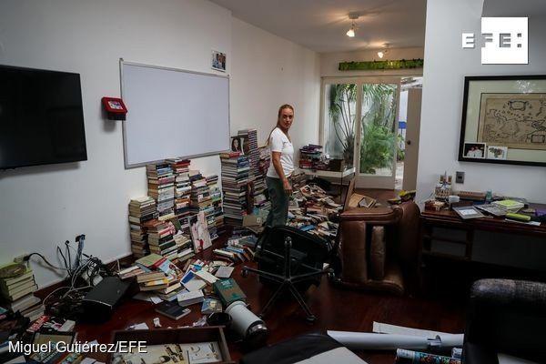 Ingresaron a robar al domicilio del opositor Leopoldo López