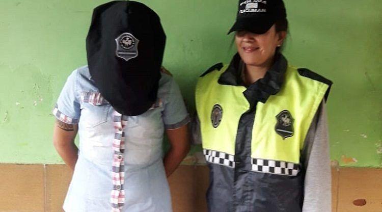Filicida prófuga fue detenida por la policía en Tucumán