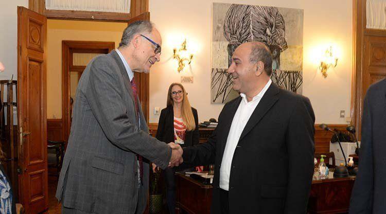 Manzur se reunió con el Coordinador Residente del Sistema de Naciones Unidas en Argentina