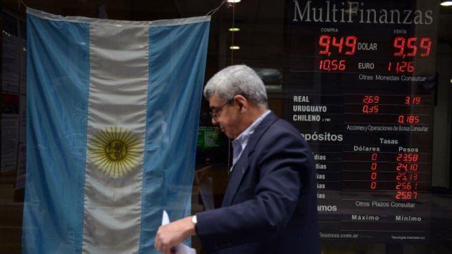 Las acciones argentinas en Wall Street aumentaron hasta un 10%