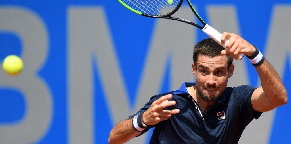 Guido Pella cayó ante Agut y se despidió del ATP 250 de Munich