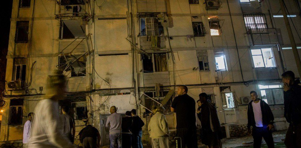 Tres muertos en un nuevo bombardeo entre Israel y milicias palestinas