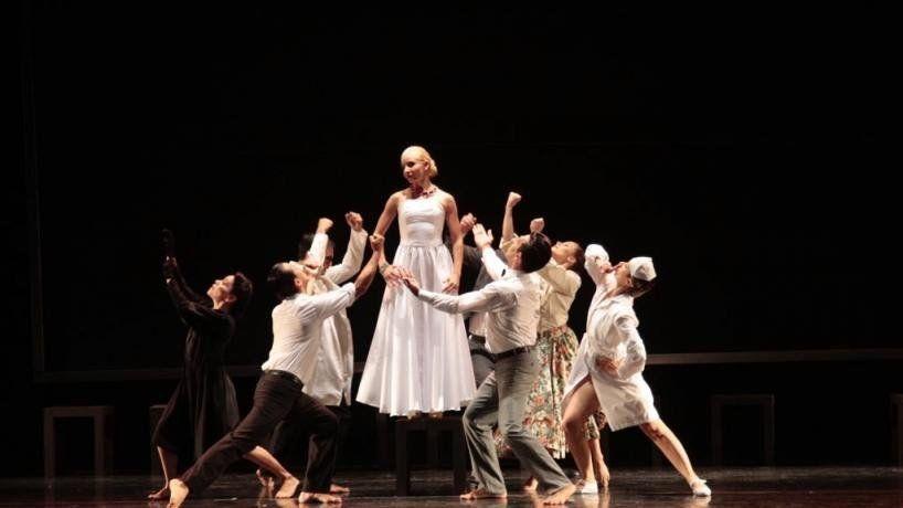El Ballet Contemporáneo Contemporáneo homenajeará a Evita