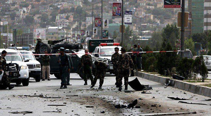 Talibanes atacaron un cuartel de la Policía en Afganistán