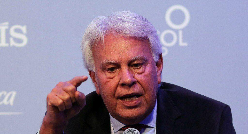 """Felipe González: """"Estamos al final del ciclo del chavismo"""""""