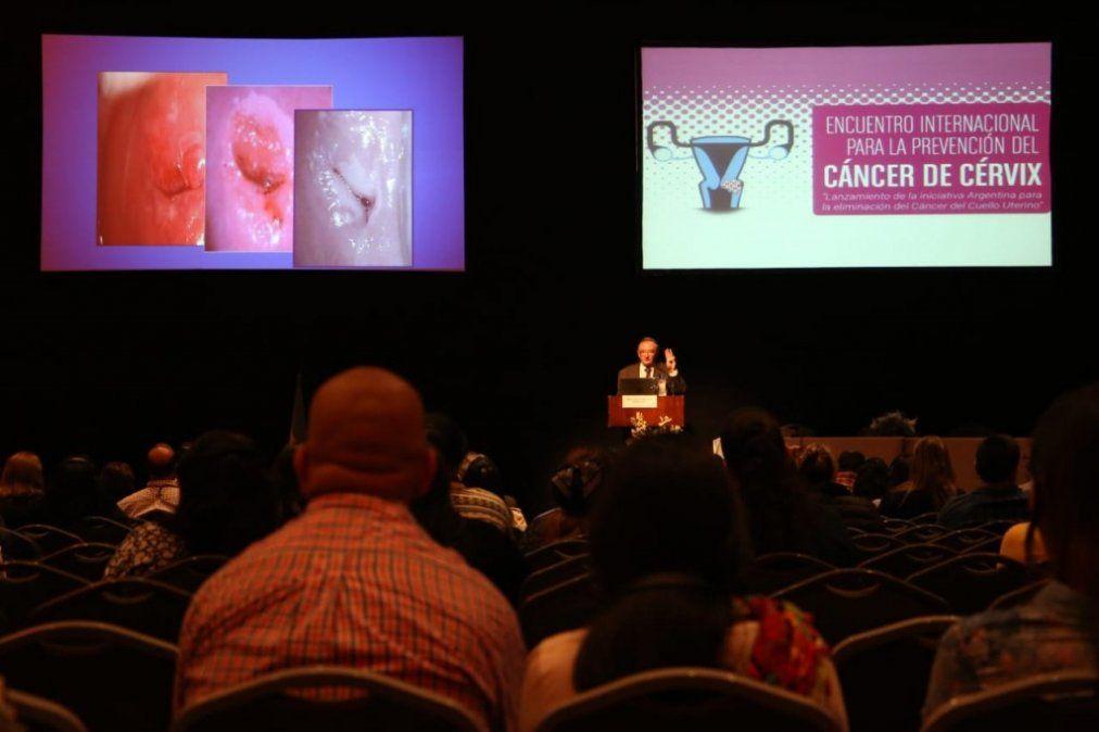 Referentes de la salud se reunieron por la prevención del cáncer de cérvix