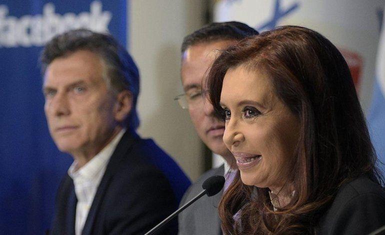 Macri y Cristina Kirchner podrían reunirse para lograr un consenso
