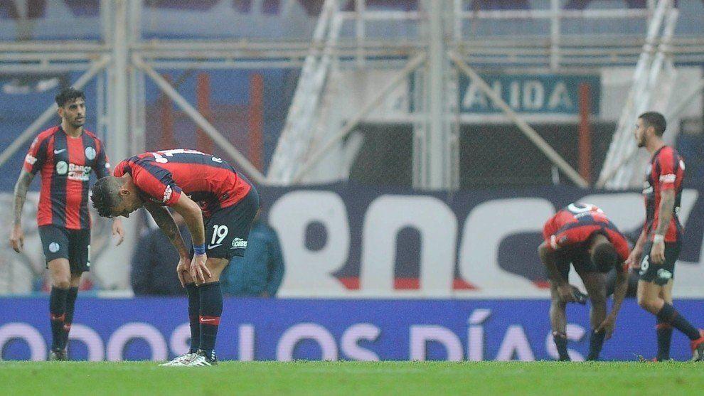 San Lorenzo empató con Argentinos y quedó eliminado
