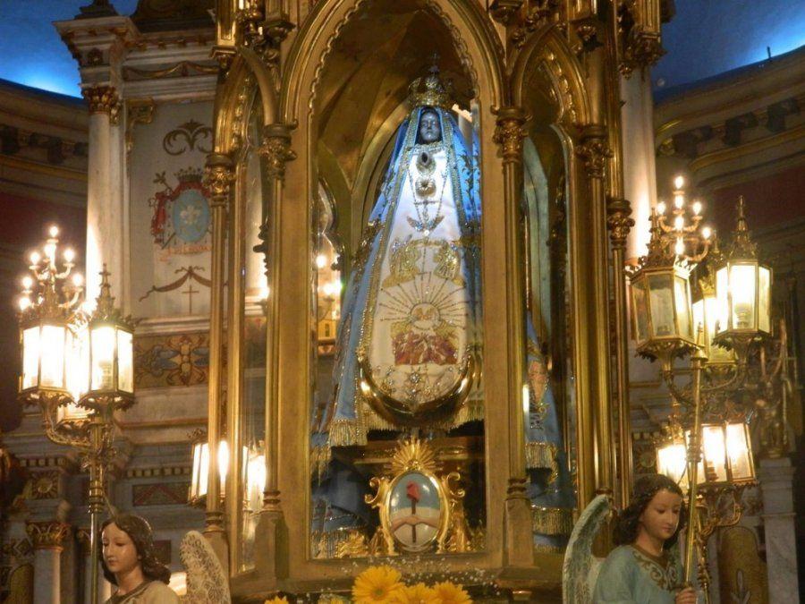 La Virgen del Valle visita la arquidiócesis de Tucumán