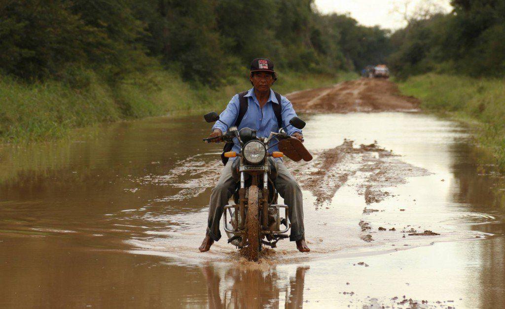El agua condena a muerte a los indígenas del Chaco paraguayo
