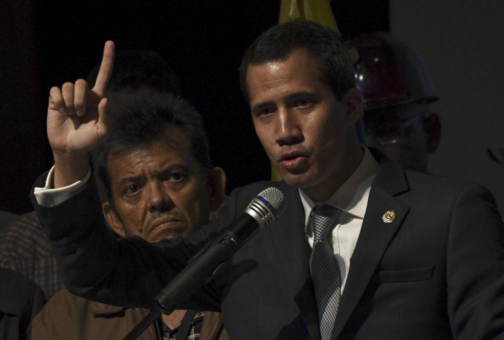 Guaidó felicitó al nuevo presidente panameño y solicitó su apoyo
