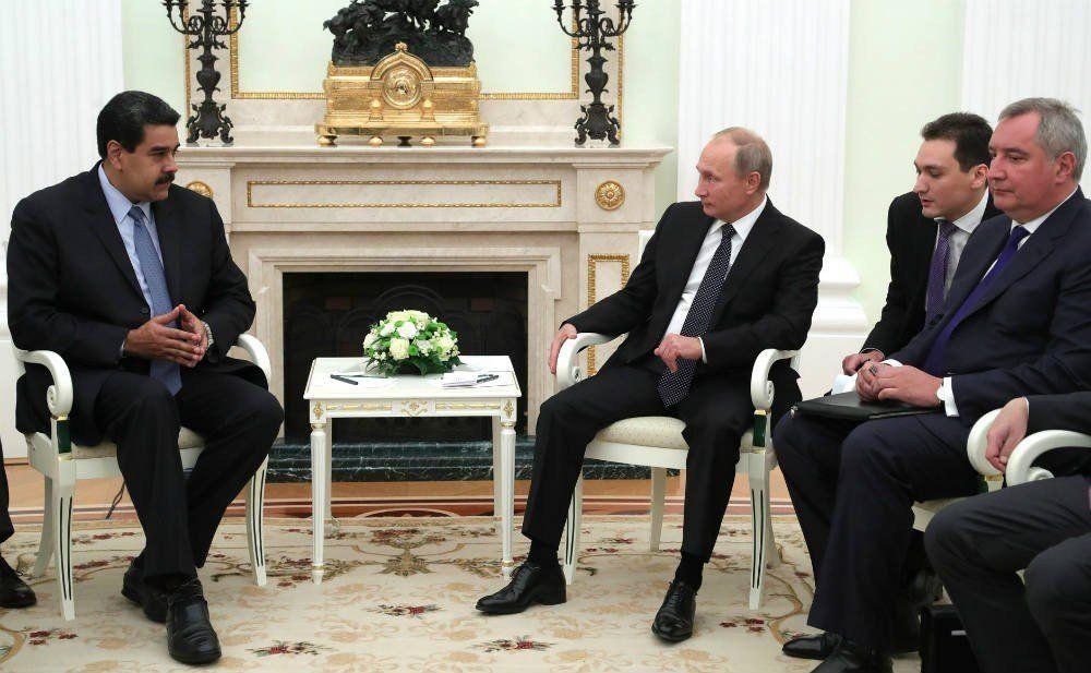 Maduro podría viajar a Rusia para asistir a un foro económico