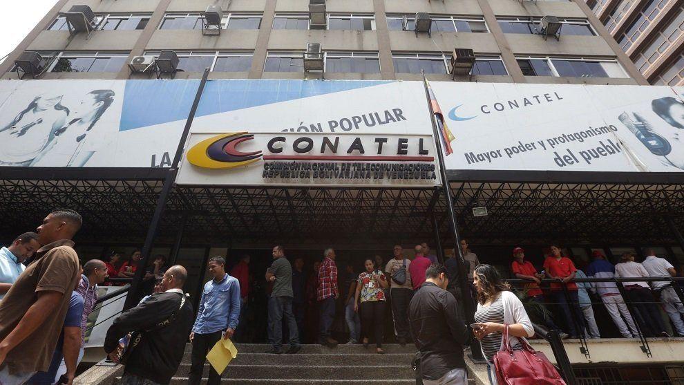 La Comisión de Telecomunicaciones a cargo de Maduro cerró otra radio