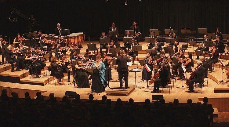 La Orquesta Estable de la Provincia enomoró en Buenos Aires