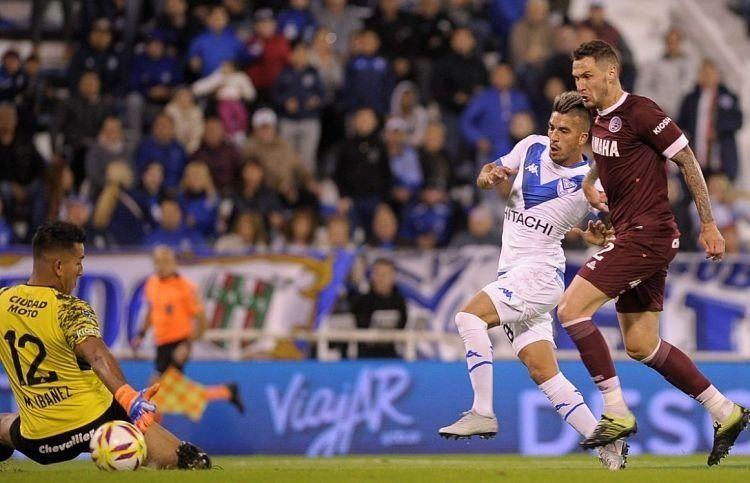 Copa de la Superliga: Vélez eliminó a Lanús y será rival de Boca
