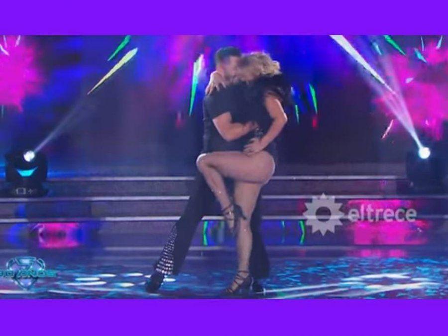 Leticia Brédice debutó en el Bailando y el jurado la destrozó con una crítica lapidaria