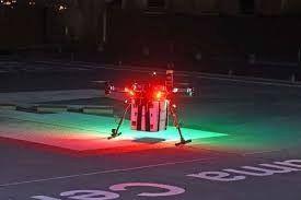 Una paciente recibió el transplante de un riñón que fue trasladado en un dron